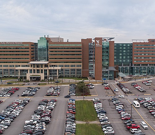 WVUH - Ruby Hospital Atrium 3rd Floor Emergency Department Expansion - Phase I