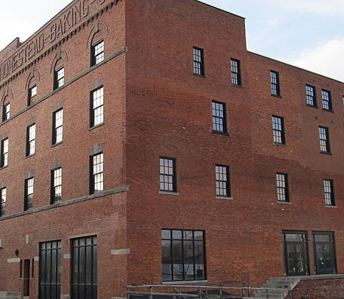Homestead Bakery Lofts