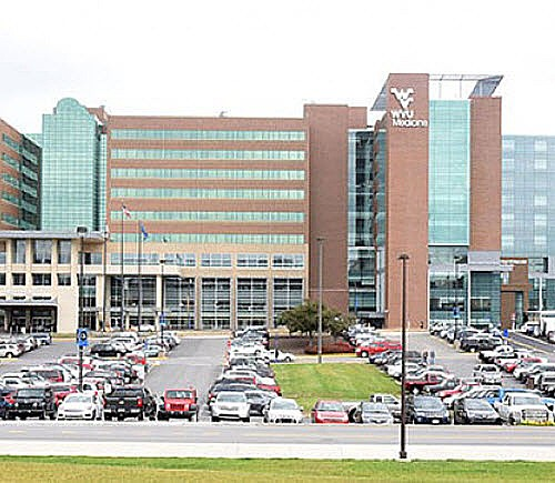 WVUH - Ruby Hospital Southeast Bed Tower